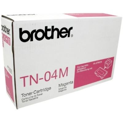 BROTHER - BROTHER TN-04M KIRMIZI ORJİNAL TONER HL-2700CN / MFC-9420