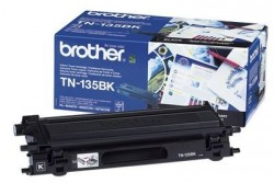BROTHER - BROTHER TN-135BK SİYAH ORJİNAL TONER- DCP-9040 / HL-4040 / MFC-9440