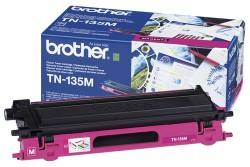 BROTHER - BROTHER TN-135M KIRMIZI ORJİNAL TONER- DCP-9040 / HL-4040 / MFC-9440