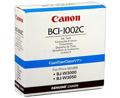CANON - CANON BCI-1002C MAVİ KARTUŞ W3000 / W3050