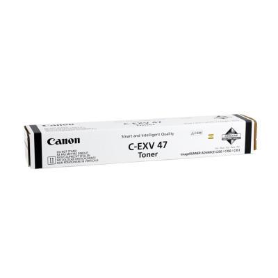CANON - CANON C-EXV47 SİYAH ORJİNAL FOTOKOPİ TONERİ