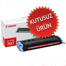 CANON - CANON CRG-707M KIRMIZI ORJİNAL TONER- LPB5000 / LBP5100 (Kutusuz Ürün)