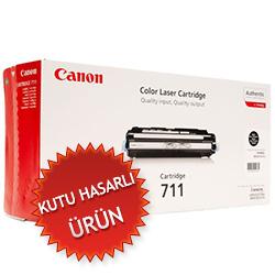 CANON - CANON CRG-711B SİYAH ORJİNAL TONER (Kutu Hasarlı) LBP5300 / LBP5400