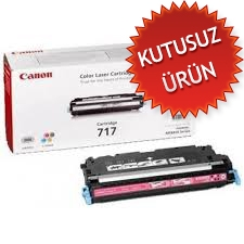 CANON - CANON CRG-717M KIRMIZI ORJİNAL TONER MF8450 (Kutusuz Ürün)