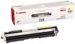 CANON - CANON CRG-729Y SARI ORJİNAL TONER LBP-7010C / LBP-7018C