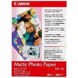 CANON - CANON MP-101 MAT FOTOĞRAF KAĞIDI - 50 Adet 170gr