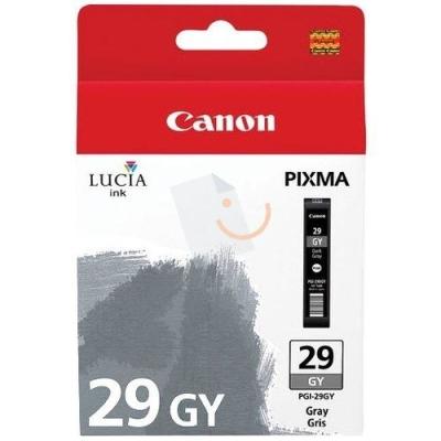 CANON - CANON PGI-29GY GRİ ORJİNAL KARTUŞ - Canon Pixma Pro 1