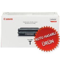 CANON - CANON T TONER (CRG-T) SİYAH ORJİNAL TONER (Kutu Hasarlı Ürün)