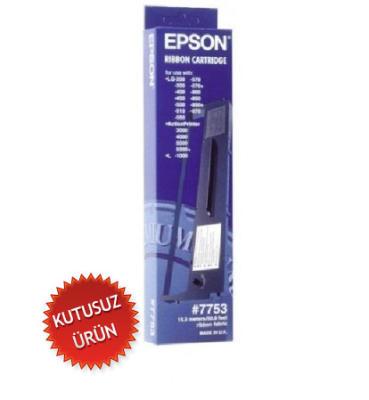 EPSON - EPSON 8750 C13S015019 ŞERİT - FX-880 LX-300+ FX-880+ LX-300+II (Kutusuz Ürün)