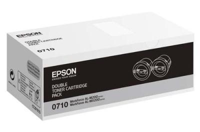 EPSON - EPSON S050710 AL-M200 / AL-MX200 2li PAKET ORJİNAL TONER