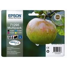 EPSON - EPSON T1295 C13T12954020 4LÜ SET KARTUŞ (T1291-T1292-T1293-T1294)