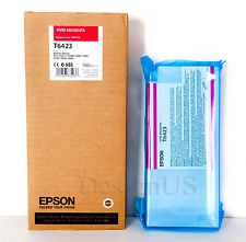 EPSON - EPSON T6423 Vivid Magenta (KIRMIZI) KARTUŞ-Pro 7700 / 7900 / 9900