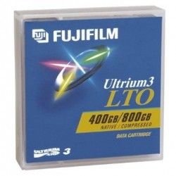 - FUJI LTO-3 Ultrium 3 400 GB / 800 GB DATA KARTUŞU 680m, 12.65mm