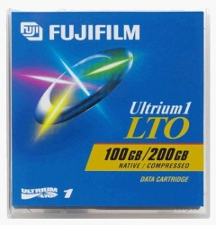 - FUJI LTO1 DATA KARTUŞU 100GB / 200 GB 609m 12.65mm