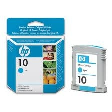 HP - HP 10 C4841AE MAVİ ORJİNAL KARTUŞ