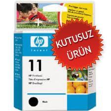 HP - HP 11 C4810A SİYAH KAFA KARTUŞU (KUTUSUZ ORJİNAL ÜRÜN)