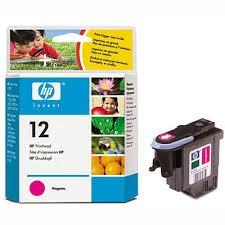 HP - HP 12 C5025A KIRMIZI KAFA KARTUŞU