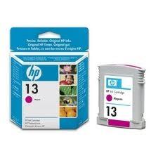 HP - HP 13 C4816AE KIRMIZI MÜREKKEP KARTUŞ