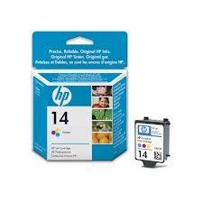 HP - HP 14 C5010D RENKLİ ORJİNAL KARTUŞ