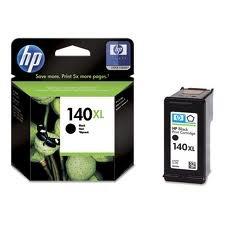 HP - HP 140XL CB336HE SİYAH ORJİNAL KARTUŞ-YÜKSEK KAPASİTELİ