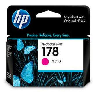 HP - HP 178 CB319HJ KIRMIZI ORJİNAL KARTUŞ C6380 / C6383 / B8550