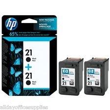 HP - HP 21 C9351A + C9351A 2Lİ PAKET SİYAH ORJİNAL KARTUŞ