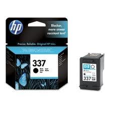HP - HP 337 C9364EE SİYAH ORJİNAL KARTUŞ