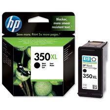 HP - HP 350XL CB336EE SİYAH ORJİNAL KARTUŞ