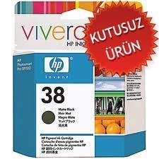 HP - HP 38 C9412A GRİ ORJİNAL KARTUŞ (KUTUSUZ ÜRÜN)