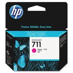 HP - HP 711 CZ131A KIRMIZI ORJİNAL KARTUŞ T120 / T520