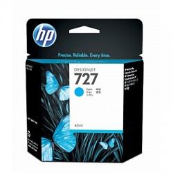 HP - HP 727 B3P13A MAVİ ORJİNAL KARTUŞ T920 / T1500 / T2500