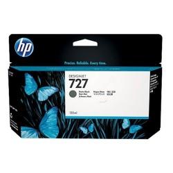 HP - HP 727 B3P22A MAT SİYAH ORJİNAL KARTUŞ T920 / T1500 / T2500