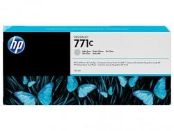 HP - HP 771C B6Y14A AÇIK GRİ PLOTTER KARTUŞU-DesignJet Z6200