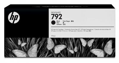 HP - HP 792 CN705A ORJİNAL SİYAH LATEKS KARTUŞ - HP L26500 KARTUŞ