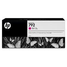 HP - HP 792 CN707A ORJİNAL KIRMIZI LATEKS KARTUŞ - HP L26500 KARTUŞ