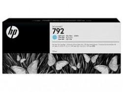 HP - HP 792 CN709A ORJİNAL AÇIK MAVİ LATEKS KARTUŞ - HP L26500 KARTUŞ