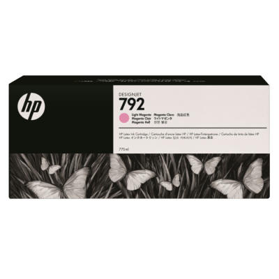 HP - HP 792 CN710A ORJİNAL AÇIK KIRMIZI LATEKS KARTUŞ - HP L26500 KARTUŞ