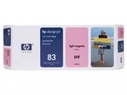 HP - HP 83 C4945A AÇIK KIRMIZI KARTUŞ 680 Ml Designjet 5000 / 5500