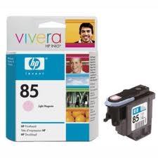 HP - HP 85 C9424A AÇIK KIRMIZI KAFA KARTUŞU
