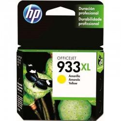 HP - HP 933XL CN056A SARI ORJİNAL KARTUŞ -OfficeJet 6100/6600