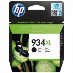HP - HP 934XL C2P23A SİYAH ORJİNAL KARTUŞ Yüks. Kap. OfficeJet 6830