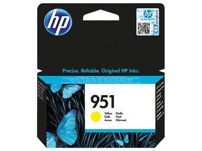 HP - HP 951 CN052AE SARI ORJİNAL KARTUŞ - PRO 8600