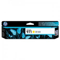 HP - HP 971 CN624A SARI ORJİNAL KARTUŞ-X476dn / X576dw / X451 / X551
