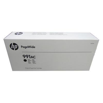 HP - HP 991AC X4D19AC SİYAH ORJİNAL PAGEWİDE KARTUŞ