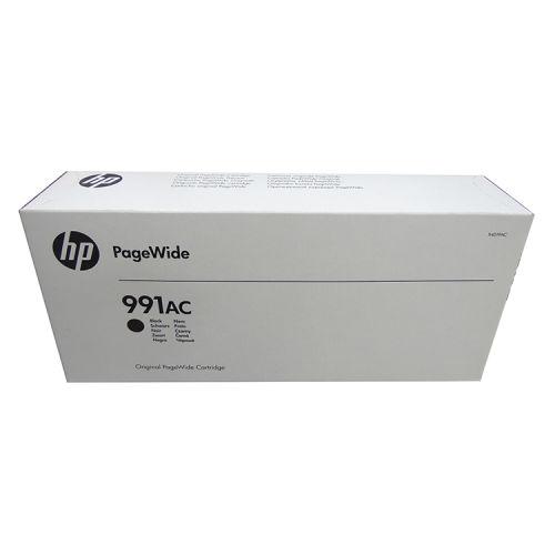 HP 991AC X4D19AC SİYAH ORJİNAL PAGEWİDE KARTUŞ