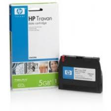 HP - HP C4429A TRAVAN 5 GB DATA KARTUŞU 140m, 8mm