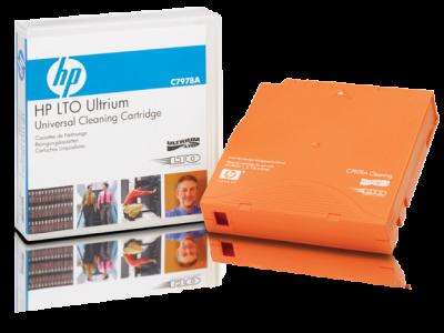 HP - HP C7978A LTO Ultrium TEMİZLEME KARTUŞU Cleaner Tape