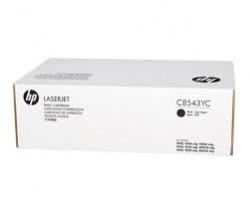 HP - HP C8543YC SİYAH ORJİNAL TONER - HP 9000 / 9040 / 9050