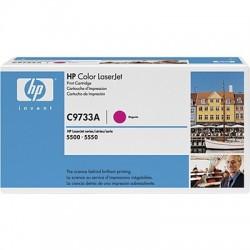 HP - HP C9733A (645A) KIRMIZI ORJİNAL TONER - HP 5500 / 5550