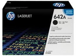 HP - HP CB400A (642A) SİYAH ORJİNAL TONER - HP CP4005 TONER